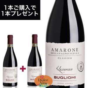 アマローネ デッラ ヴァルポリチェッラ クラシコ DOCG イル ルッスリオーゾ 750ml イタリア直輸入 赤ワイン BUGLIONI(ブリオーニ)|dolcevita-kagurazaka