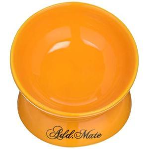 アドメイト 食べやすい陶器食器 ペット用 S サイズ|dole-store