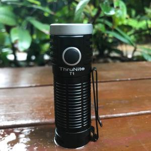 ThruNite(スルーナイト) T1 EDCフラッシュライト LED懐中電灯 充電式LED フラッシュライト CREE XHP50 LED|dole-store