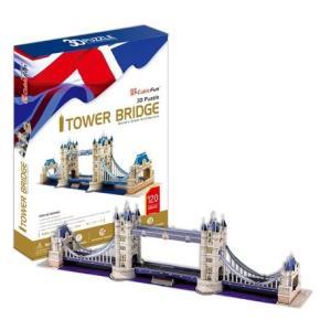 3D立体パズル タワーブリッジ|doll-kamisugiya