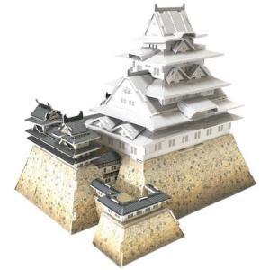 3D立体パズル 姫路城 ハートアートコレクション|doll-kamisugiya