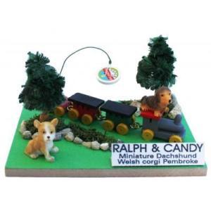 ビリーの手作りドールハウスキット ラルフ&キャンディ 子供 夏休み工作キット ミニチュア|doll-kamisugiya