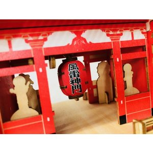 ki-gu-mi 雷門 カラーバージョン 限定品 Color Ver.|doll-kamisugiya|05