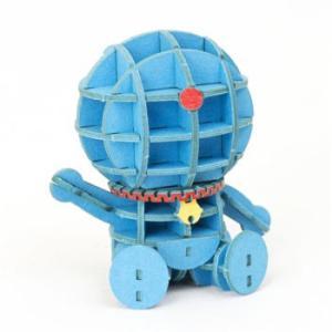 ドラえもん 座り si-gu-mi  組み立てキット |doll-kamisugiya