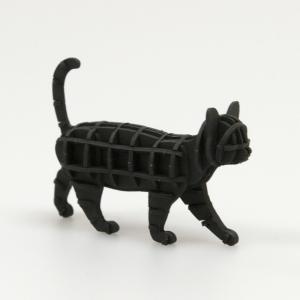 si-gu-mi  ネコ 歩き si-gu-mi  組み立てキット |doll-kamisugiya