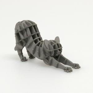 si-gu-mi  ネコ伸び si-gu-mi  組み立てキット |doll-kamisugiya
