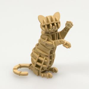 si-gu-mi  ネコ立ち si-gu-mi  組み立てキット |doll-kamisugiya