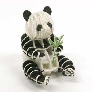 si-gu-mi PLUS ジャイアントパンダ si-gu-mi  組み立てキット |doll-kamisugiya