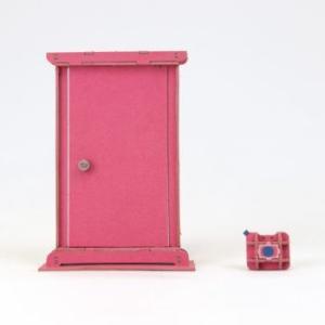 ひみつ道具 パート1 どこでもドア&きせかえカメラ si-gu-mi  組み立てキット |doll-kamisugiya