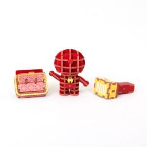 ひみつ道具 パート2 ミニドラえもん&ビッグライト&とりよせバッグ si-gu-mi  組み立てキット |doll-kamisugiya