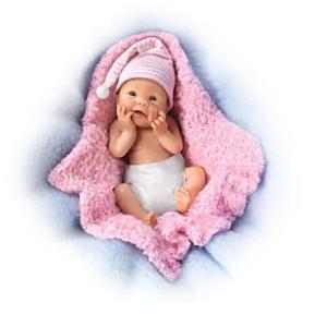 3ae82ab78 ...  アシュトンドレイク Sherry Rawn ☆Bundle Babies☆ Miniature Lifelike B 赤ちゃん人形