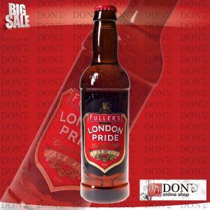 (海外ビール)フラーズ ロンドン プライド 330ml瓶(1ケース / 24本)(イギリス ビール)|don-online01