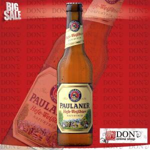 【海外ビール】パウラーナー ヘフェ ヴァイスピア 330ml瓶(1ケース/24本)【ドイツ ビール】|don-online01