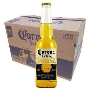 コロナ・エキストラ ボトル 355ml瓶(1ケース / 24本)メキシコビール|don-online01