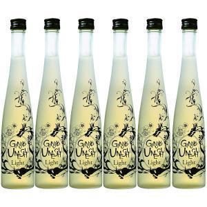 英勲 吟醸 UMESHU 梅酒 ライト 375ml 6本セット(齊藤酒造)|don-online01