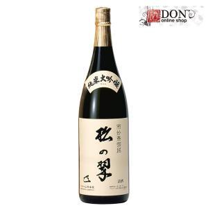 神聖 清酒上撰 純米大吟醸 松の翠 M-4 山本本家 国産米 1800ml don-online01
