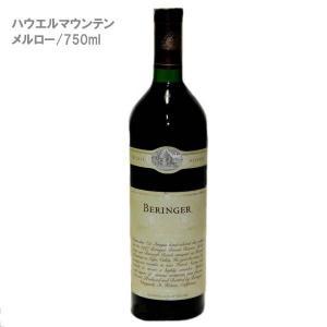 (ヴィンテージワイン) ハウエルマウンテン メルロー 赤 / 750ml|don-online01