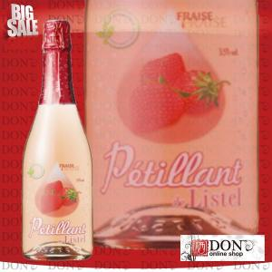 (果実酒)ペティアン・ド・リステル[ストロベリー] フランス 果実酒 750ml|don-online01
