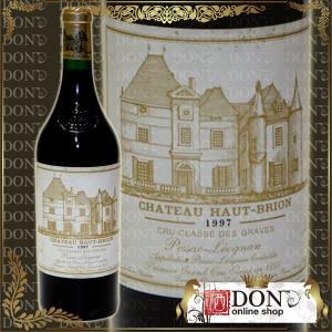 (ヴィンテージワイン) シャトー・オー・ブリオン[1997]年 格付第一級 1997 / 赤 / 750ml|don-online01