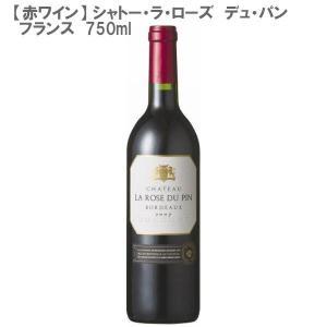 (赤ワイン) シャトー・ラ・ローズ デュ・パン〈赤〉 フランス 赤ワイン 750ml|don-online01