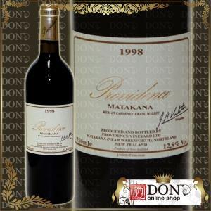 (ヴィンテージワイン) プロヴィダンス 1998 / 赤 / 750ml|don-online01