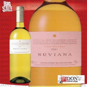 (白ワイン) ヌヴィアナ シャルドネ スペイン 白ワイン 750ml