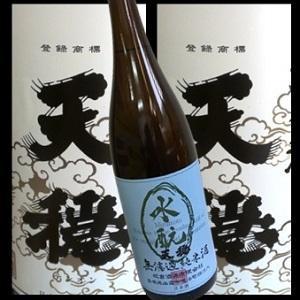 純米酒 天穏 そやし水もと純米R2BY1800ml 日本酒、辛口、ギフトにも don-sayo