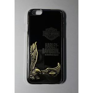 ハレーダビットソン HARLEY DAVIDSON  iphone6Plus/6s Plusケース。...
