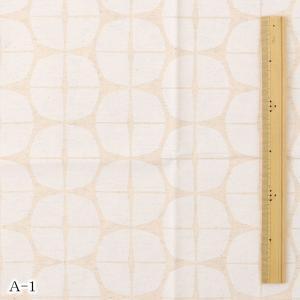 北欧 綿麻キャンバス【サークル】デザインサーク...の詳細画像2