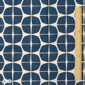 北欧 綿麻キャンバス【サークル】デザインサーク...の詳細画像5