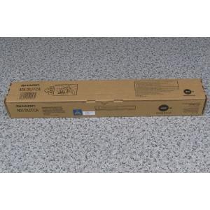 シャープ MX-2301/MX-2600/MX-3100用トナー シアン MX31JTCA|dondon