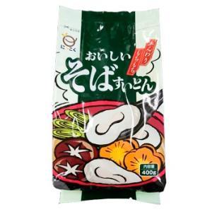 信州長野県のお土産蕎麦(そば)他 おいしいそばすいとん