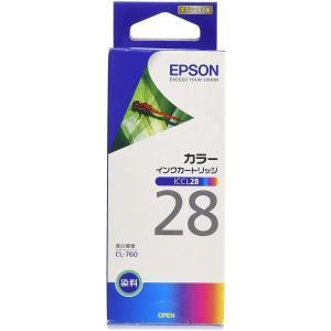 SEIKO EPSON セイコー エプソン ICCL28 インクカートリッジ カラー|donguri-tree