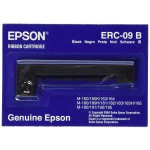 SEIKO EPSON セイコー エプソン ミニプリンター用リボンカセット 黒 ERC-09B|donguri-tree