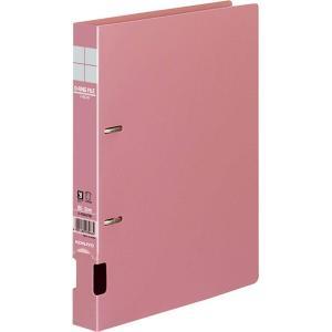 色:ピンク ●UDとじ具を採用、インターグレイ色のPP表紙、背替紙式のDリングファイルです。 ●書類...