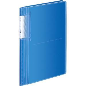 サイズ:A5ワイド・160枚用 |  色:青 商品紹介 ●写真の量に応じて背幅が変わるフォトアルバム...