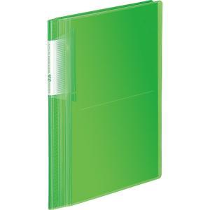サイズ:A5ワイド・160枚用 |  色:緑 商品紹介 ●写真の量に応じて背幅が変わるフォトアルバム...