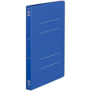 コクヨのPP製フラットファイルのA5サイズ仕様 ●寸法/A5タテ ●とじ厚/15mm ●カラー/青 ...