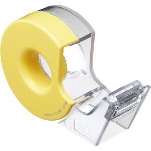 KOKUYO コクヨ テープカッター カルカット マスキングテープ 用 黄 T-SM300-1Y