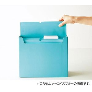 KOKUYO コクヨ 個別フォルダ NEOS PP製 A4 30mm オフホワイト 品番 A4P-NEF30W 注文番号 64274386|donguri-tree|04