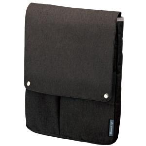 色:ブラック ■ ■ ビジネスシーンで使いやすいバッグインバッグ「ビズラック」シリーズに使い勝手をさ...