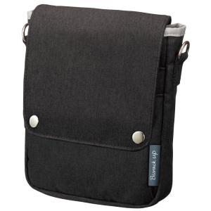 サイズ:A6 |  色:ブラック ■ ■ ビジネスシーンで使いやすいバッグインバッグ「ビズラック」シ...