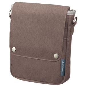 サイズ:A6 |  色:ブラウン ■ ■ ビジネスシーンで使いやすいバッグインバッグ「ビズラック」シ...