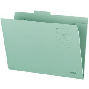 サイズ:A3 | 色:緑 ●クリヤーポケット(セ-CP7)と...