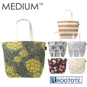 ROOTOTE ルートート ミディアム キャンバス-A (トートバッグ レディース ショルダーバッグ a4 ファスナー付き デイリーバッグ 通勤バッグ MEDIUM バッグ)|donguri-tree