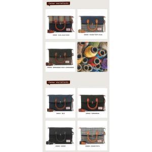 ROOTOTE ルートート OSLO オスロ Harris Tweed ハリスツイード 2015 (あす楽対応 トートバッグ ハリス ツイード メンズ ショルダーバッグ 通勤バッグ 2way 鞄)|donguri-tree|02