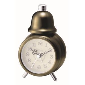 INTERFORM インターフォルム 置き時計 DEAR ディアー CL-4982GD (新生活応援 インテリア 置時計 おしゃれ 北欧 プラスチック)|donguri-tree