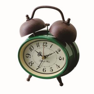 INTERFORM インターフォルム 置き時計 TROTS -トロッツ- CL-6871GN (新生活応援 インテリア 置時計 おしゃれ 北欧 プラスチック)|donguri-tree