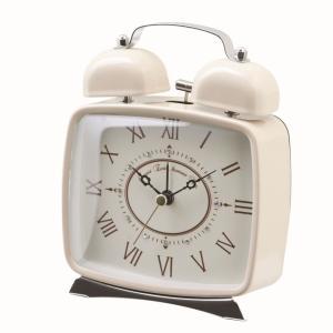 INTERFORM インターフォルム 置き時計 DIONA -ディオナ- CL-7554IV (新生活応援 インテリア 置時計 おしゃれ 北欧 プラスチック)|donguri-tree