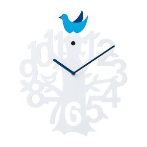 INTERFORM インターフォルム 掛け時計 Viserry ビゼリー WH ホワイト CL-8940WH (新生活応援 インテリア 掛時計 かけ時計 壁掛け おしゃれ 北欧 プラスチック)|donguri-tree